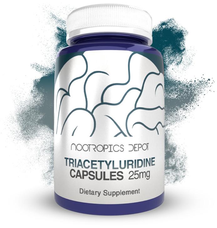 Triacetyluridine Capsules | 25mg | TAU