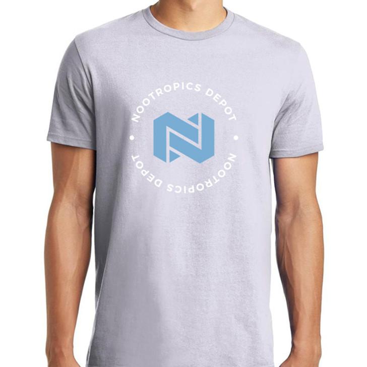 """Nootropics Depot """"New Logo"""" T-Shirt"""