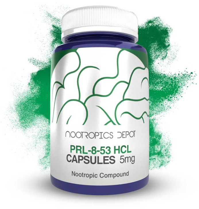 PRL-8-53 HCL Capsules | 5mg