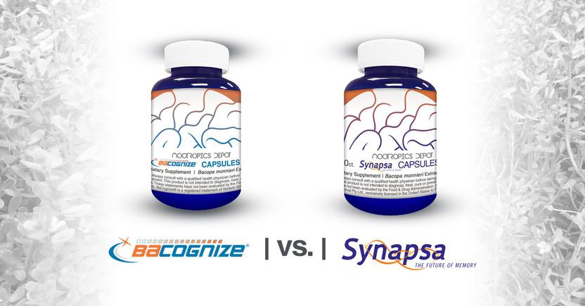 Bacopa monnieri: Bacognize vs  Synapsa - Which Ayurvedic