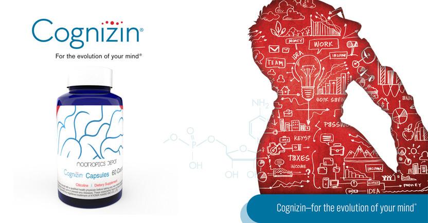 Cognizin Citicoline: A Choline Supplement That Supports