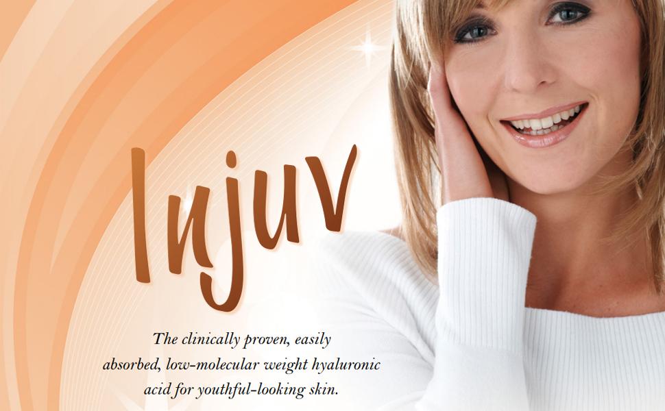 Injuv Natural Hyaluronic Acid Softgels