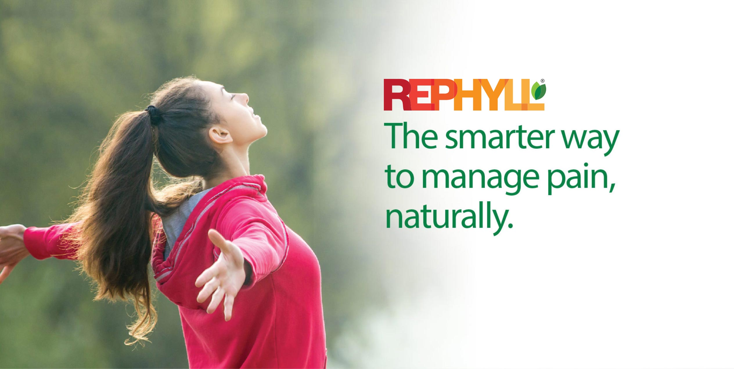 Rephyll Beta Caryophyllene Supplements | The Smarter Way To Manage Pain, Naturally