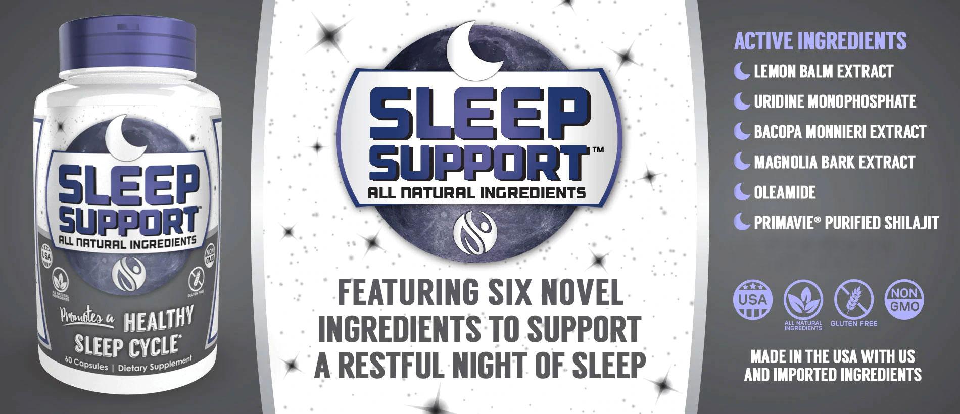Sleep Support by Natrium Health
