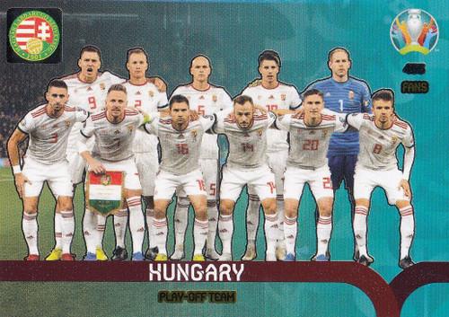 #455 Hungary Adrenalyn XL Euro 2020 PLAY OFF TEAM