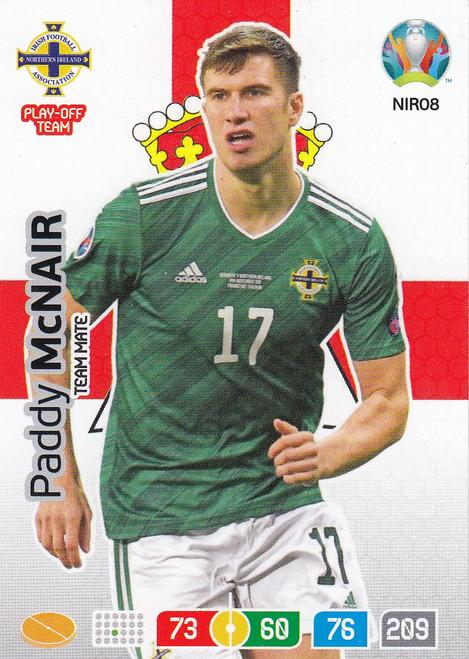 #NIR08 Paddy McNair (Northern Ireland) Adrenalyn XL Euro 2020