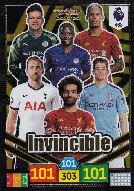 #468 Invincible Card Adrenalyn XL Premier League 2019/20