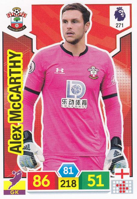 #271 Alex McCarthy (Southampton) Adrenalyn XL Premier League 2019/20