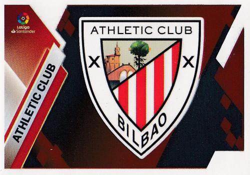 #3 Escudo (Athletic Club Bilbao) Coleccion Liga Este 2019-20