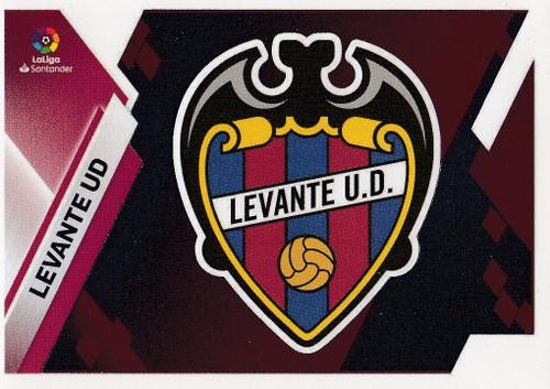 #23 Escudo (Levante UD) Coleccion Liga Este 2019-20