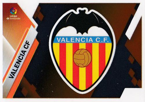 #35 Escudo (Valencia CF) Coleccion Liga Este 2019-20