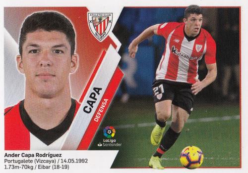 #3 Capa (Athletic Club Bilbao) Coleccion Liga Este 2019-20