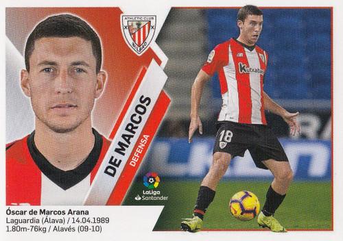 #4 De Marcos (Athletic Club Bilbao) Coleccion Liga Este 2019-20