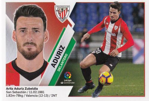 #16A Aduriz (Athletic Club Bilbao) Coleccion Liga Este 2019-20