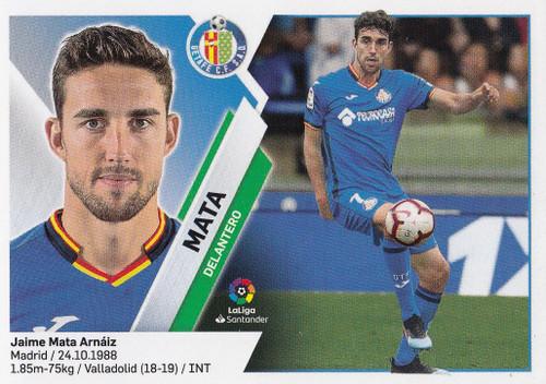 #14 Mata (Getafe CF) Coleccion Liga Este 2019-20