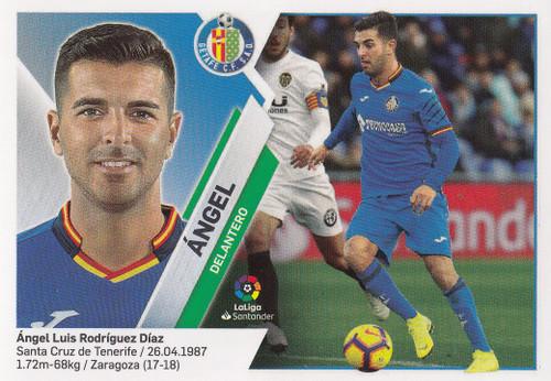 #15 Angel (Getafe CF) Coleccion Liga Este 2019-20