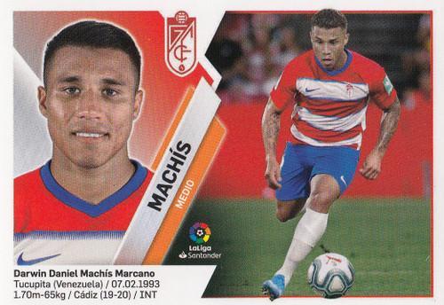 #13bis Machis (Granada CF) Coleccion Liga Este 2019-20