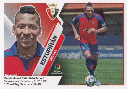 #6 Estupinan (CA Osasuna) Coleccion Liga Este 2019-20
