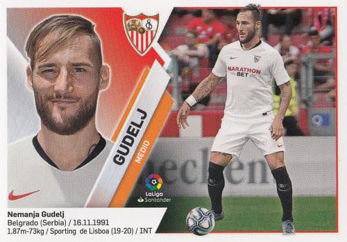 #9bis Gudelj (Sevilla FC) Coleccion Liga Este 2019-20