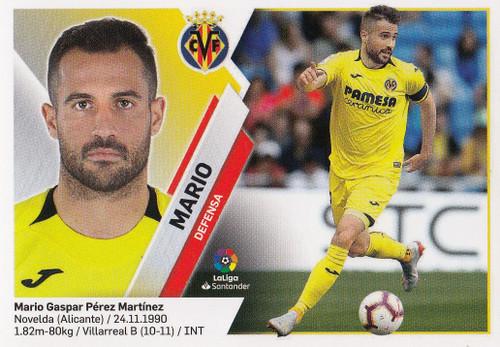 #3 Mario (Villarreal CF) Coleccion Liga Este 2019-20