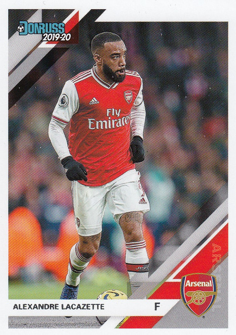 ARSENAL Alexandre Lacazette Panini Chronicles 2019-20 DONRUSS