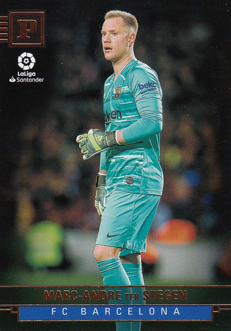 FC BARCELONA Marc-Andre Ter Stegen Panini Chronicles 2019-20 Base Card