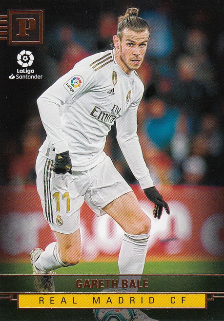 REAL MADRID CF Gareth Bale Panini Chronicles 2019-20 Base Card