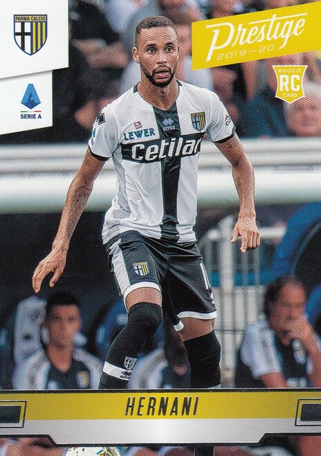 PARMA Hernani Panini Chronicles 2019-20 Prestige ROOKIE RC