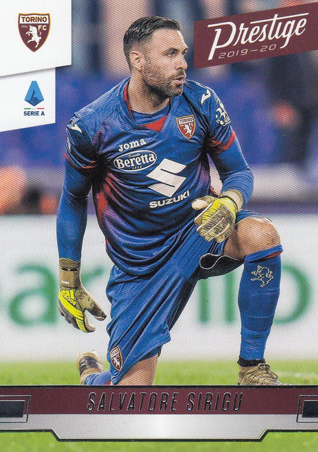 TORINO Salvatore Sirigu Panini Chronicles 2019-20 Prestige Base Card