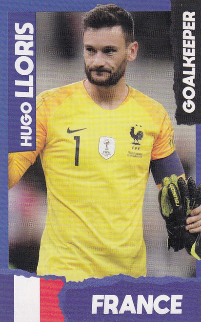 Hugo Lloris (Tottenham Hotspur/ France) Kick Magazine Top Teammates