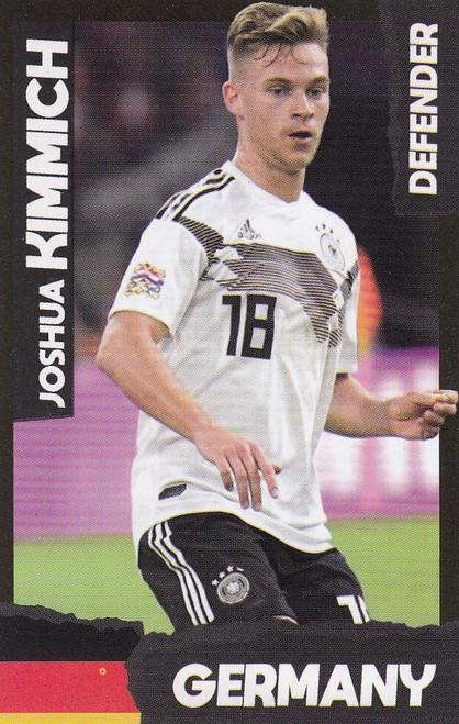 Joshua Kimmich (FC Bayern Munchen/ Germany) Kick Magazine Top Teammates