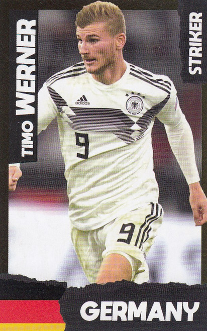 Timo Werner (Chelsea/ Germany) Kick Magazine Top Teammates