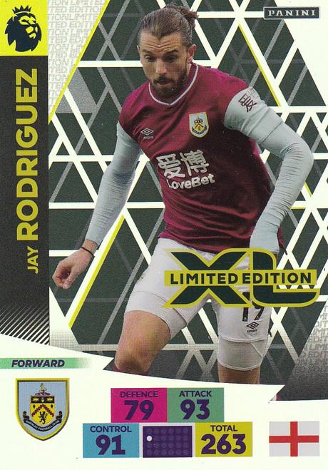 BURNLEY - Jay Rodriguez Adrenalyn XL Premier League 2020/21 LIMITED EDITION