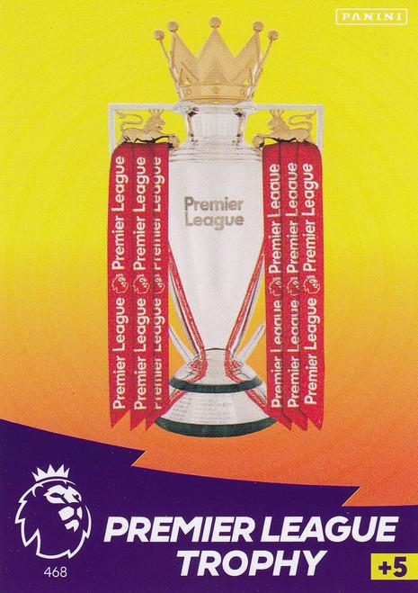 #468 Trophy Card Adrenalyn XL Premier League 2020/21