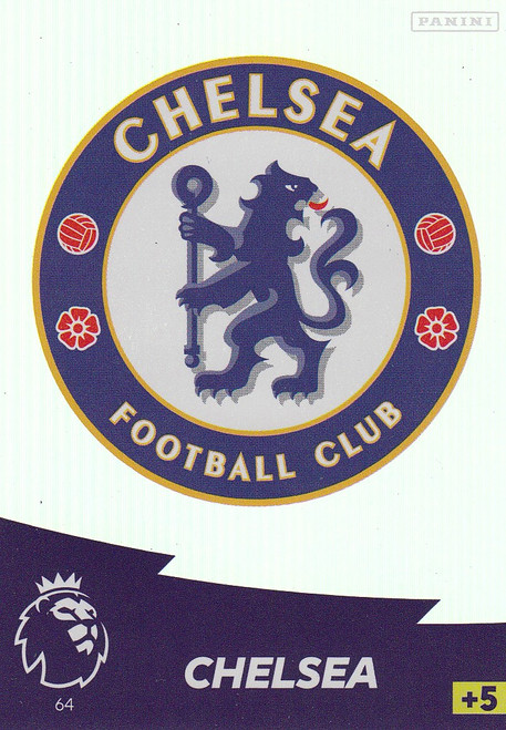 #64 Club Badge (Chelsea) Adrenalyn XL Premier League 2020/21