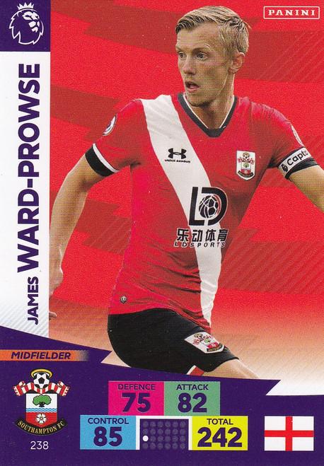 #238 James Ward-Prowse (Southampton) Adrenalyn XL Premier League 2020/21
