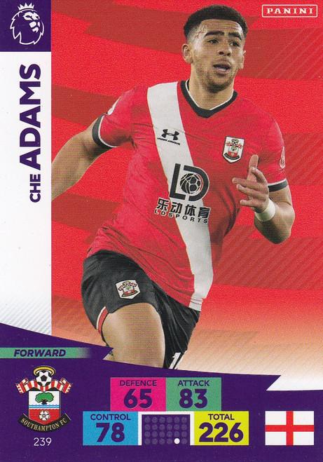 #239 Che Adams (Southampton) Adrenalyn XL Premier League 2020/21