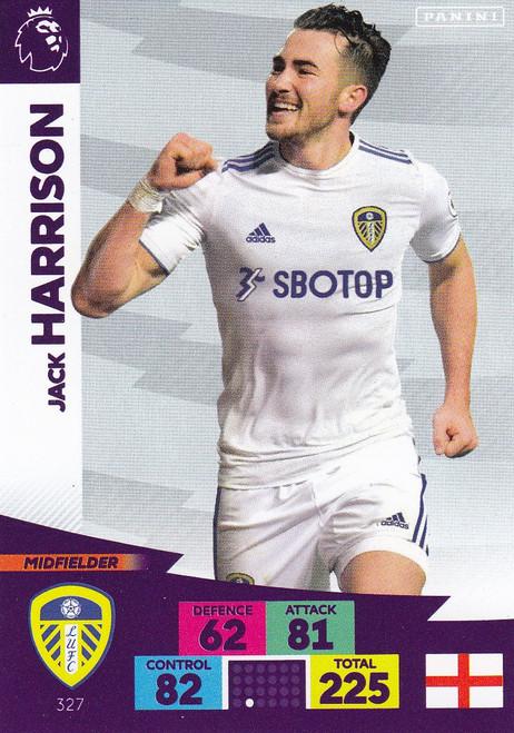 #327 Jack Harrison (Leeds United) Adrenalyn XL Premier League 2020/21
