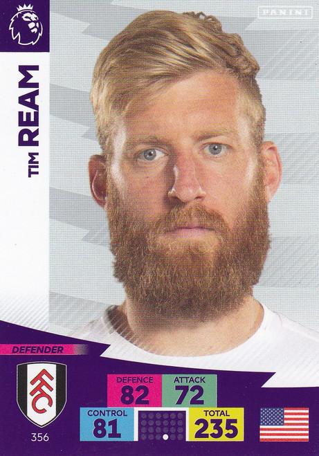 #356 Tim Ream (Fulham) Adrenalyn XL Premier League 2020/21