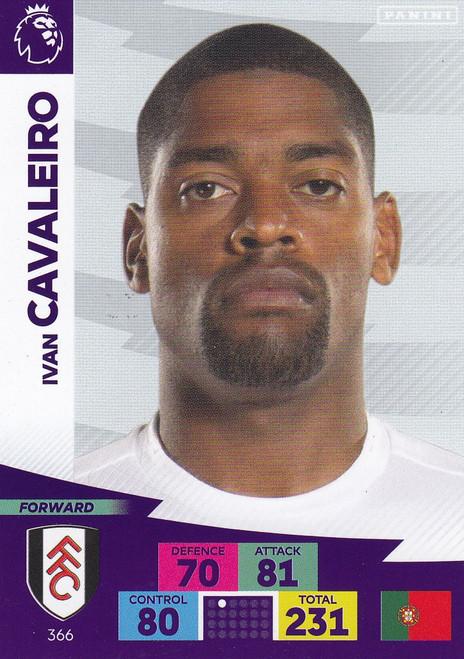 #366 Ivan Cavaleiro (Fulham) Adrenalyn XL Premier League 2020/21