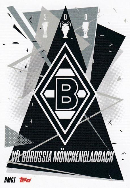 #BMG1 Club Badge (VfL Borussia Mönchengladbach) Match Attax Champions League 2020/21