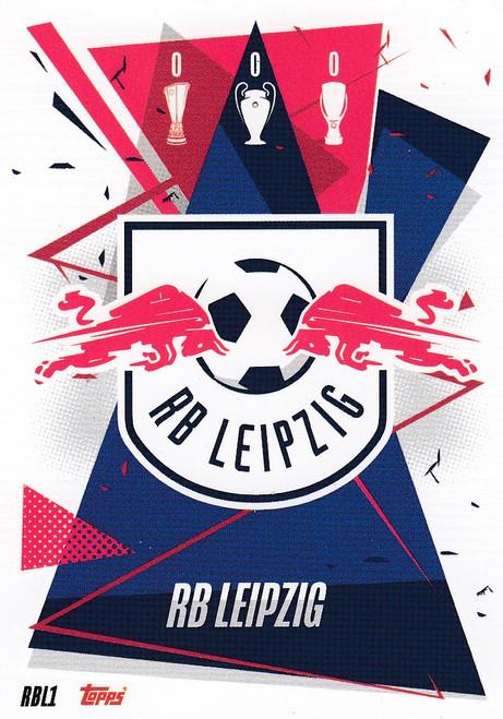 #RBL1 Club Badge (RB Leipzig) Match Attax Champions League 2020/21