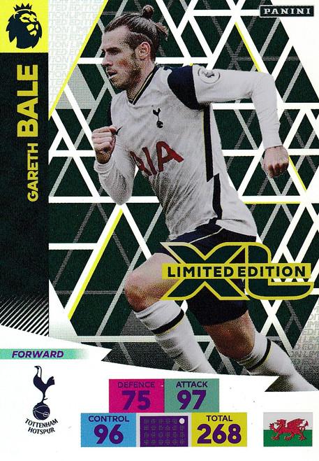 TOTTENHAM HOTSPUR - Gareth Bale Adrenalyn XL Premier League PLUS 2020/21 LIMITED EDITION
