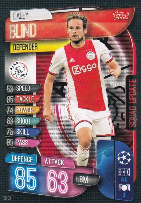 #SU39 Daley Blind (AFC Ajax) Match Attax EXTRA 2019/20