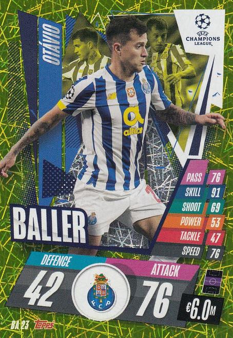 #BA23 Otávio (FC Porto) Match Attax EXTRA 2020/21 BALLER