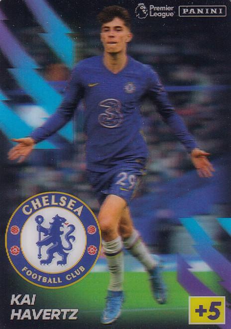 Kai Havertz (Chelsea) Adrenalyn XL Premier League 2021/22 LENTICULAR
