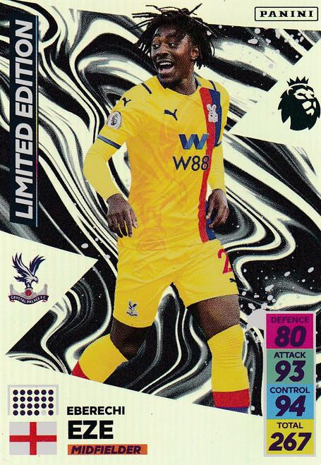 Eberechi Eze (Crystal Palace)  Adrenalyn XL Premier League 2021/22 LIMITED EDITION