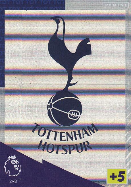 #298 Club Badge (Tottenham Hotspur) Adrenalyn XL Premier League 2021/22