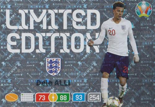 Dele Alli (England) Adrenalyn XL Euro 2020 LIMITED EDITION