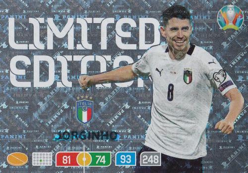Jorginho (Italy) Adrenalyn XL Euro 2020 LIMITED EDITION